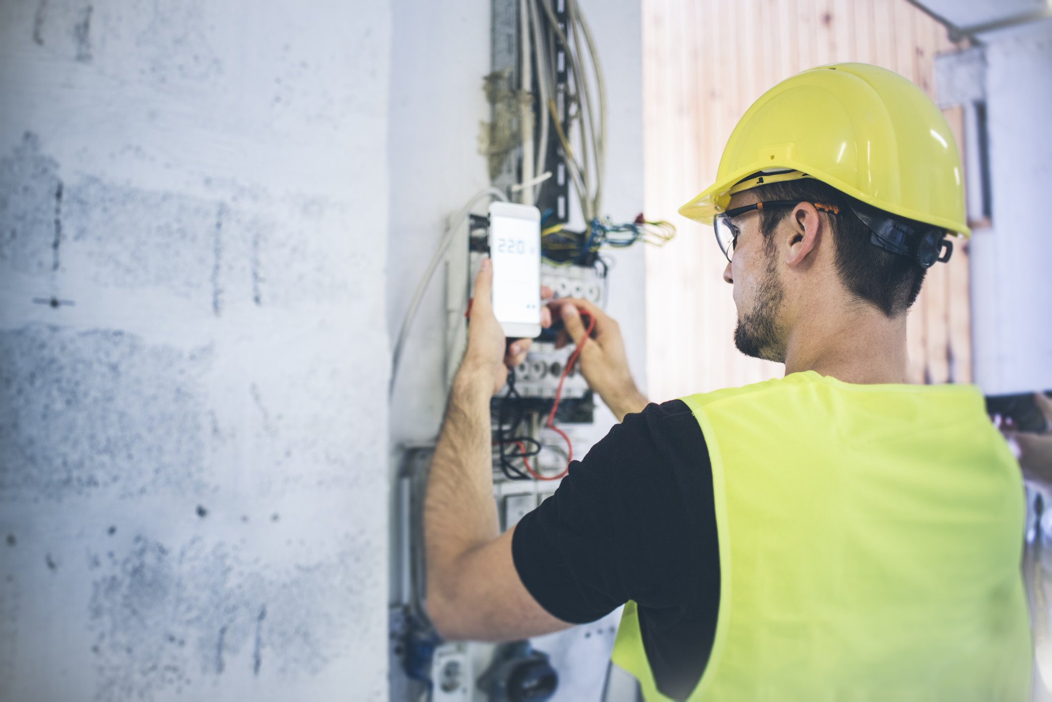 why you should call an electrician